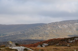 Outside Connemara