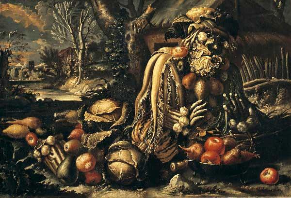 Workshop of Giuseppe Arcimboldo [Public domain], via Wikimedia Commons