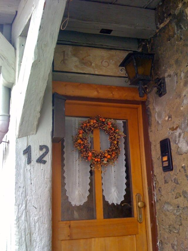 Front door, 1666