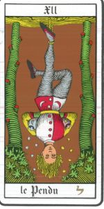The Hanged Man, Wikimedia commons