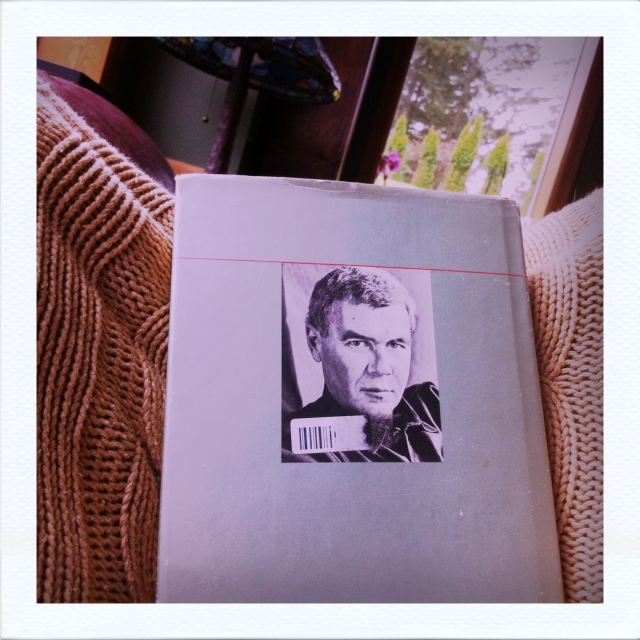 Raymond Carver shot from my iPhone