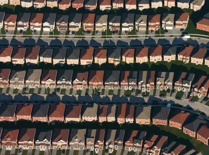Markham suburbs, credit IDuke - Wiki Commons