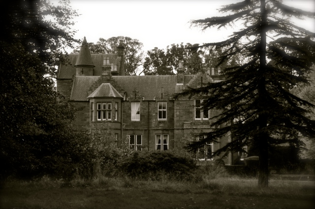 Kinblethmont Estate, outside Arbroath, Scotland