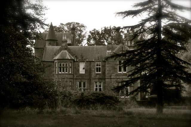 Kinblethmont Estate, outside Arbroath, Scotland