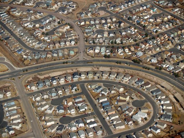 """Suburbia"" by David Shankbone, Wikimedia commons."