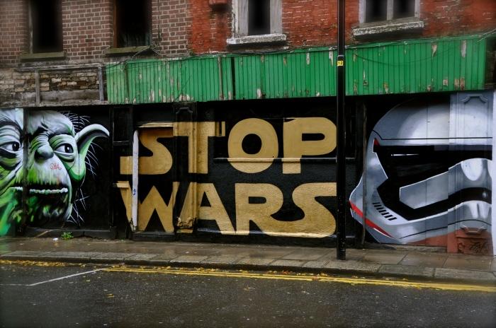 Urban art, Dublin