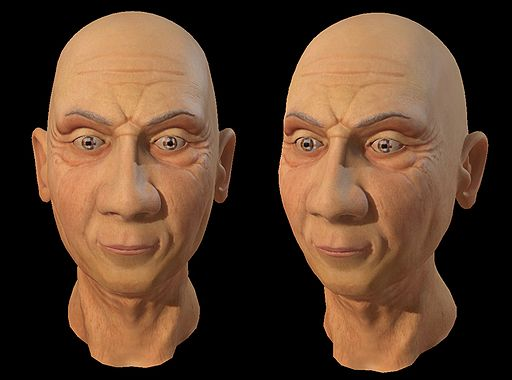 "Facial Animation System ""Alfred"" (Wiki commons)"