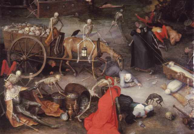 'The Triumph of Death,' by Jan Bruegel the Elder
