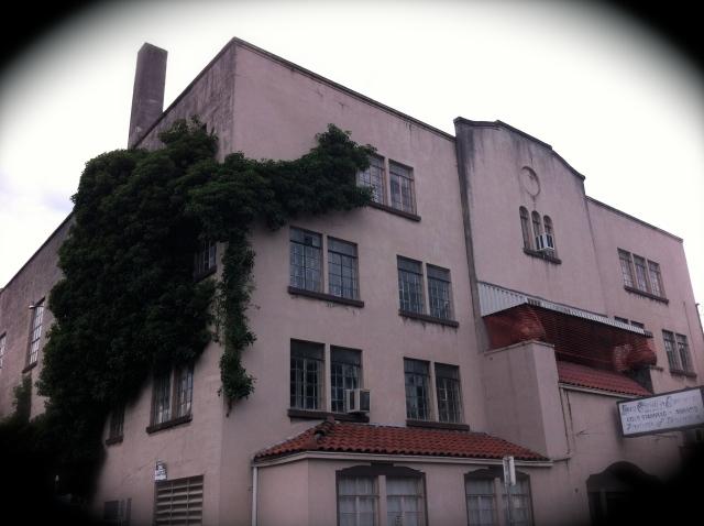 Building in SE Portland