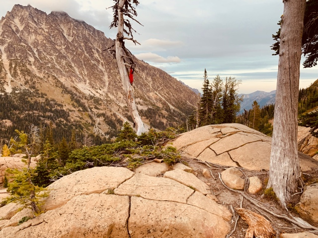 Alpine Lakes Wilderness, Mount Stuart